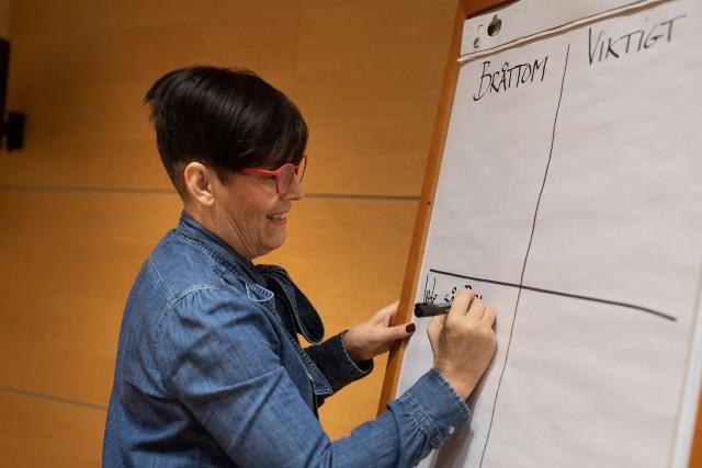 Eva Svärd - Föreläsning & Workshop