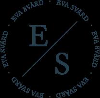 Logotype evasvärd Eva Svärd föreläsare Örebro föreläsning stresshantering i Örebro