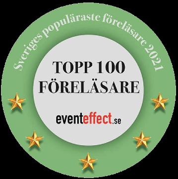 Topp 100 förelasare Eva Svärd