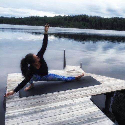 Elin - yoga