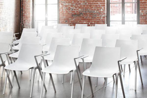 Vita stolar - liten